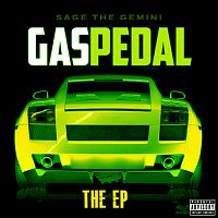 Přední strana obalu CD Gas Pedal