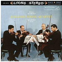 Juilliard String Quartet, Claude Debussy, Samuel Rhodes, Joel Krosnick, Isidore Cohen, Raphael Hillyer, Claus Adam, Robert Koff – Debussy: String Quartet in G Minor, Op. 10, L. 85 - Ravel: String Quartet in F Major, M. 35
