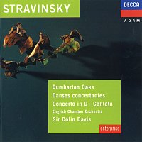 Patricia Kern, Alexander Young, The St. Anthony Singers, English Chamber Orchestra – Stravinsky: Dumbarton Oaks; Danses Concertantes; Concerto in D for Strings