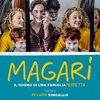 Přední strana obalu CD Magari [Original Motion Picture Soundtrack]