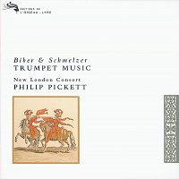 New London Consort, Philip Pickett – Biber/Schmelzer: Trumpet Music