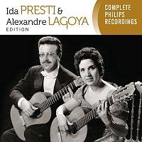 Ida Presti, Alexandre Lagoya – Ida Presti & Alexandre Lagoya Edition - Complete Philips recordings