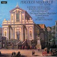 Ilse Wolf, David James, Rogers Covey-Crump, Richard Suart, The Wren Orchestra – Pergolesi: Miserere in C minor