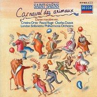 Pascal Rogé, Cristina Ortiz, London Sinfonietta, Philharmonia Orchestra – Saint-Saens: Le Carnaval des Animaux; Phaéton; Danse Macabre etc.