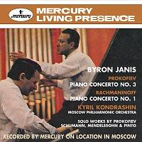 Byron Janis, Moscow Philharmonic Orchestra, Kirill Kondrashin – Prokofiev: Piano Concerto No.3 / Rachmaninov: Piano Concerto No.1