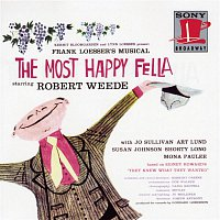 Jo Sullivan, Frank Loesser, The Most Happy Fella Original Broadway Cast – The Most Happy Fella