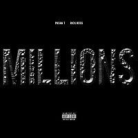 Přední strana obalu CD Millions