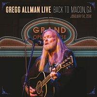 Gregg Allman – Gregg Allman Live: Back To Macon, GA