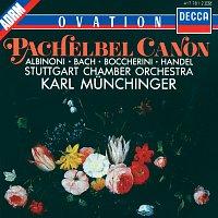 Stuttgarter Kammerorchester, Karl Munchinger – Albinoni / J.S.Bach / Handel / Pachelbel etc.: Adagio / Fugue in G minor / Organ Concerto No.4 / Canon etc.