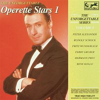 Peter Alexander, Robert Stolz, Franz Lehár – Unforgettable Vol. 5 ... Operette Stars Vol. 1