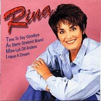 Přední strana obalu CD Rina