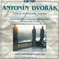 Janáčkova filharmonie Ostrava, Petr Vronský – Dvořák: Symfonické básně podle Erbena