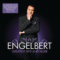 Přední strana obalu CD Engelbert Humperdink - The Greatest Hits And More