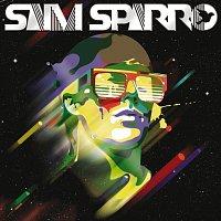 Přední strana obalu CD Sam Sparro