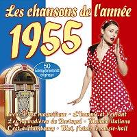 Různí interpreti – Les chansons de l'année 1955
