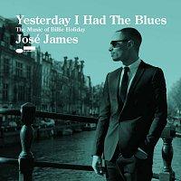 Přední strana obalu CD Yesterday I Had The Blues - The Music Of Billie Holiday