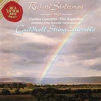 Richard Stoltzman, Gerald Finzi, Guildhall String Ensemble, Robert Salter – Finzi: Bagatelles, Op. 23 & Clarinet Concerto in C-Minor, Op. 31 & Ashmore: Four Seasons