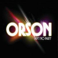 Přední strana obalu CD Ain't No Party