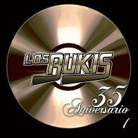 Přední strana obalu CD 35 Aniversario