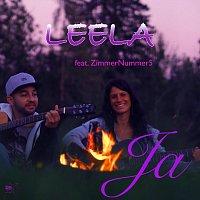 Přední strana obalu CD Ja (feat. Zimmer Nummer 5)