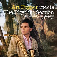 Přední strana obalu CD Art Pepper Meets The Rhythm Section [OJC Remaster]