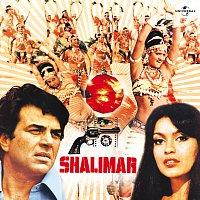 Přední strana obalu CD Shalimar
