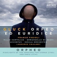 Franco Fagioli, Malin Hartelius, Emmanuelle De Negri, Accentus Chamber Choir – Gluck: Orfeo ed Euridice / Orpheo - Highlights Of The Versions For Vienna (1762) And Paris (1774) [Live]