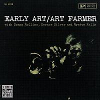 Přední strana obalu CD Early Art