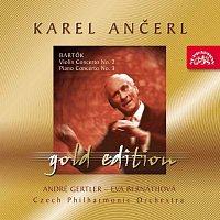 Česká filharmonie, Karel Ančerl – Ančerl Gold Edition 22. Bartók: Koncerty pro housle a orchestr