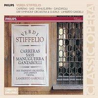 Sylvia Sass, José Carreras, Matteo Manuguerra, ORF Symphony Orchestra – Verdi: Stiffelio [2 CDs]