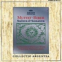 Přední strana obalu CD Suites & Sonatas