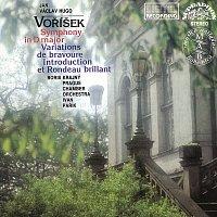 Boris Krajný, Pražský komorní orchestr, Ivan Pařík – Voříšek : Symfonie D dur, Bravurní variace, Introdukce