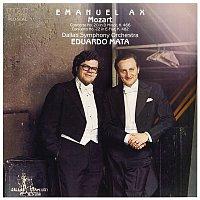 Emanuel Ax, Wolfgang Amadeus Mozart, Eduardo Mata, Dallas Symphony Orchestra – Mozart: Piano Concertos Nos. 20 & 22
