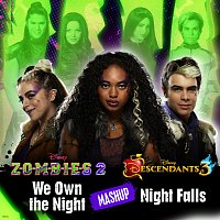Chandler Kinney, Pearce Joza, Baby Ariel, Dove Cameron, Sofia Carson – We Own the Night/Night Falls Mashup