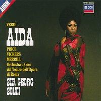 Leontyne Price, Jon Vickers, Robert Merrill, Coro del Teatro dell'Opera di Roma – Verdi: Aida