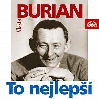 Přední strana obalu CD Burian: To nejlepší