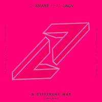 DJ Snake, Lauv – A Different Way [Kayzo Remix]
