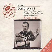 Cesare Siepi, Suzanne Danco, Lisa della Casa, Fernando Corena, Anton Dermota – Mozart: Don Giovanni