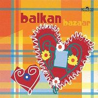 Přední strana obalu CD Balkan Bazaar