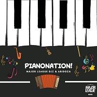 Přední strana obalu CD Pianochella!