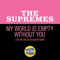 The Supremes – My World Is Empty Without You [Live On The Ed Sullivan Show, February 20, 1966]