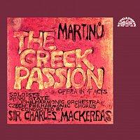 Filharmonie Brno, Sir Charles Mackerras – Martinů: Řecké pašije. Opera o 4 dějstvích
