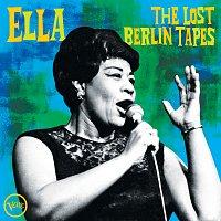 Přední strana obalu CD Ella: The Lost Berlin Tapes [Live]