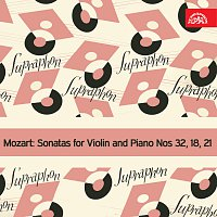 Alexander Plocek, Josef Páleníček – Mozart: Sonáty pro housle a klavír č, 32, 18, 21