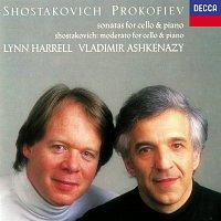 Lynn Harrell, Vladimír Ashkenazy – Shostakovich & Prokofiev: Cello Sonatas