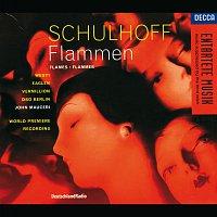 Přední strana obalu CD Schulhoff: Flammen