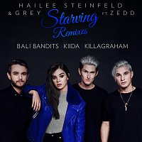 Hailee Steinfeld, Grey, Zedd – Starving [Remixes]