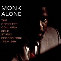 Přední strana obalu CD The Complete Columbia Studio Solo Recordings of Thelonious Monk: 1962-1968