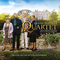 Přední strana obalu CD Quartet (Original Motion Picture Soundtrack)