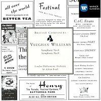 LPO, Sir Adrian Boult – British Composers - Vaughan Williams: Symphonies Nos. 8 & 9